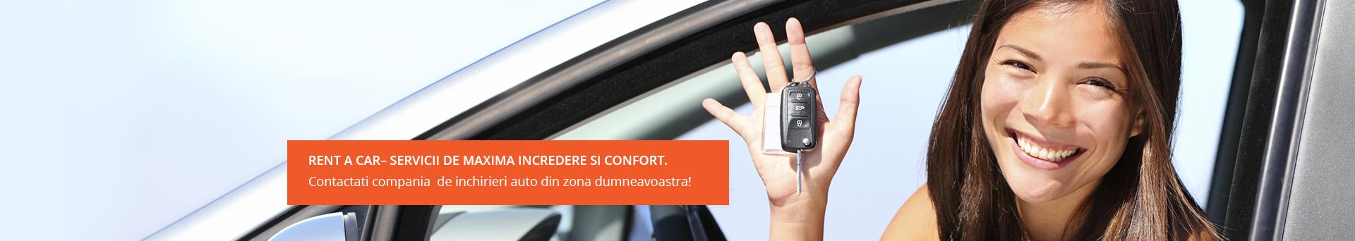Inchirieri Auto Romania
